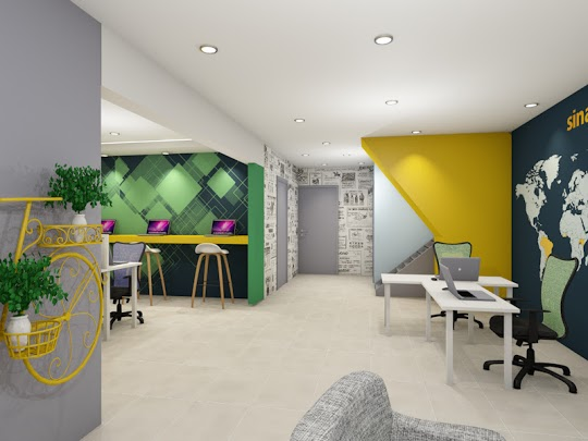 Workspaces in Nairobi designed and built by simply mammoth solutions