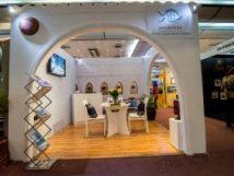 Jacaranda hotels expo stand at Sarit center by simply mammoth solutions Kenya