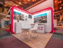 Cheriez properties custom stands by Simply Mammoth Solutions at Kenya homes expo 2019