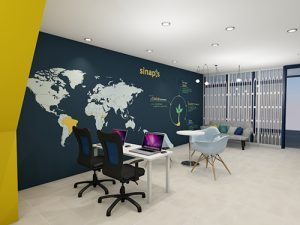 We create more than just workspaces, we create feelings of comfort that inspire productivity in your workplace