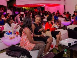 Women words and wines event organised by simply mammoth solutions