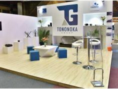 Tononoka Group custom expo stand build by simply mammoth solutions