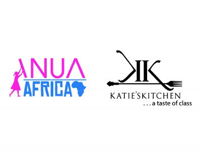 Inua dada and Katies kitchen logo design by simply mammoth solutions Nairobi