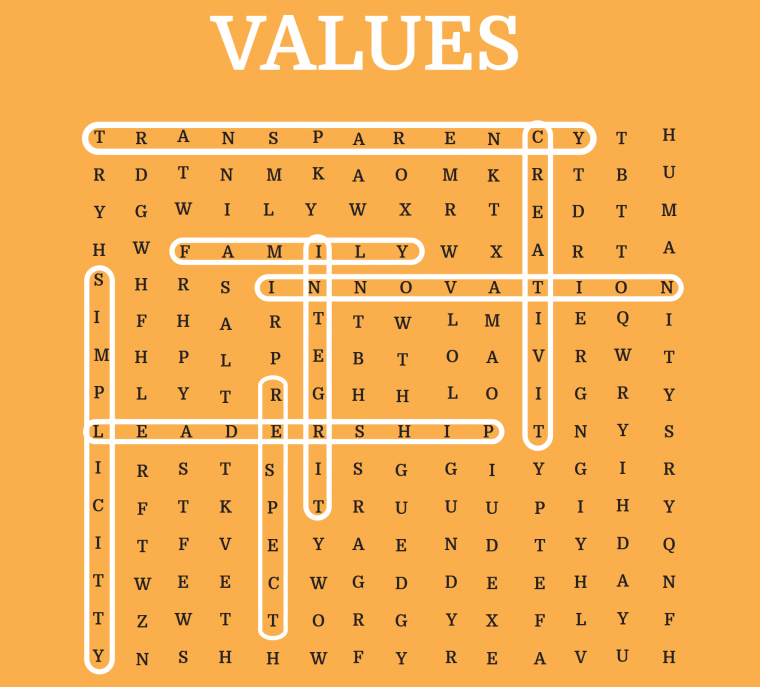 We value Integrity at Simply mammoth solutions
